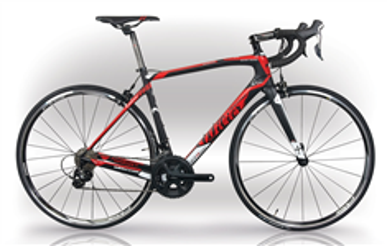 kolo GTR TEAM + SH 105 5800 + SH RS10 carbon/red