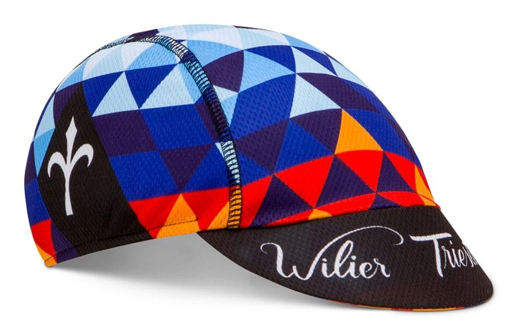 čepička WILIER, modrá UNI
