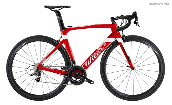kolo CENTO1AIR 2019+ULTEGRA+SYNTIUM Red White   XL