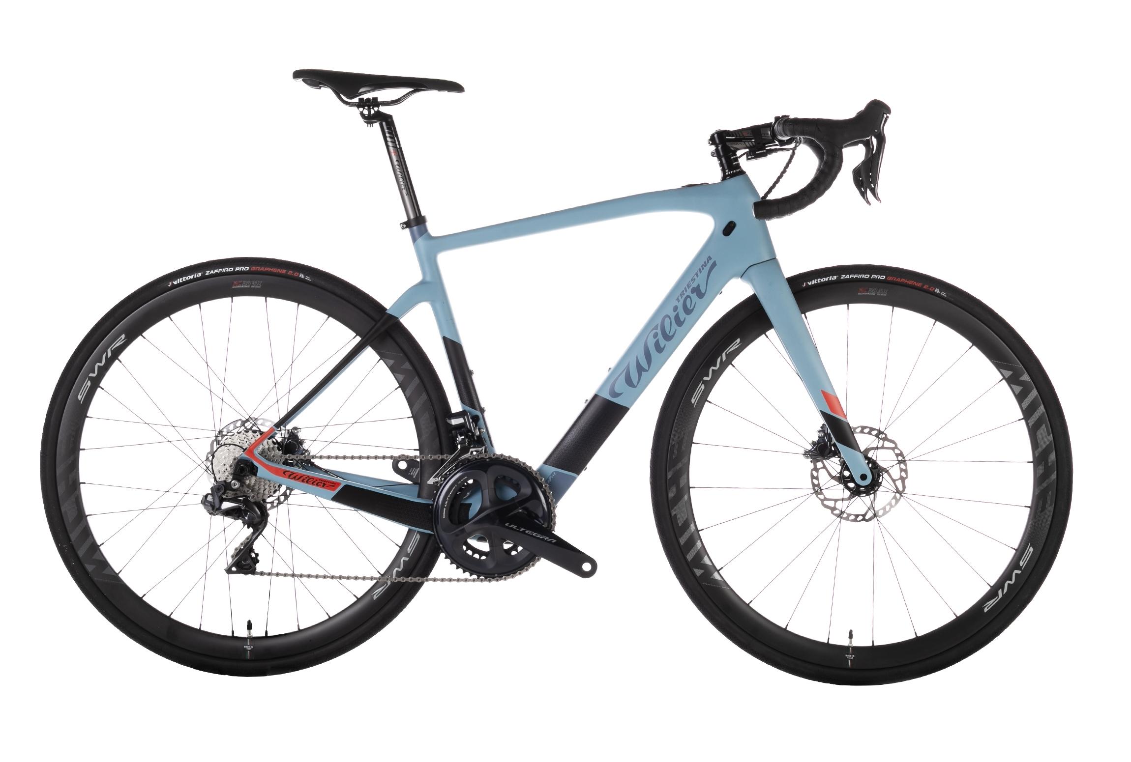 kolo CENTO1HY+ULTEGRA Di2 8070+REVOX blue black  M