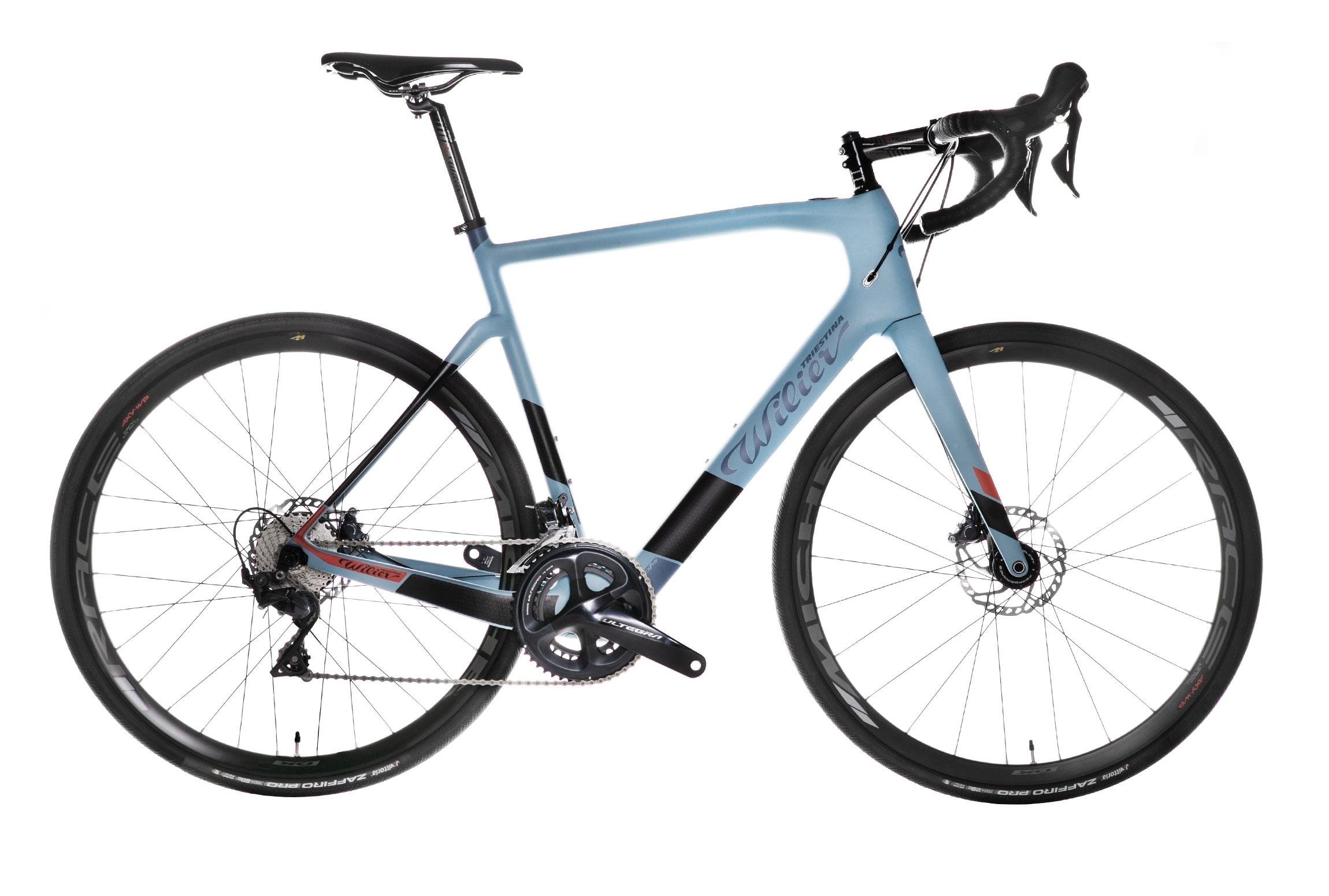 kolo CENTO1HY + ULTEGRA R8020 + MICHE blue black M