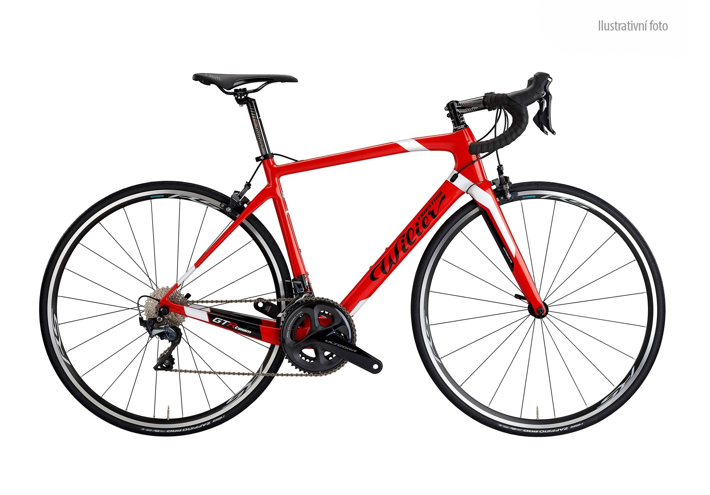 kolo GTR TEAM 2020 + SH 105 + RS100 Red White  XL
