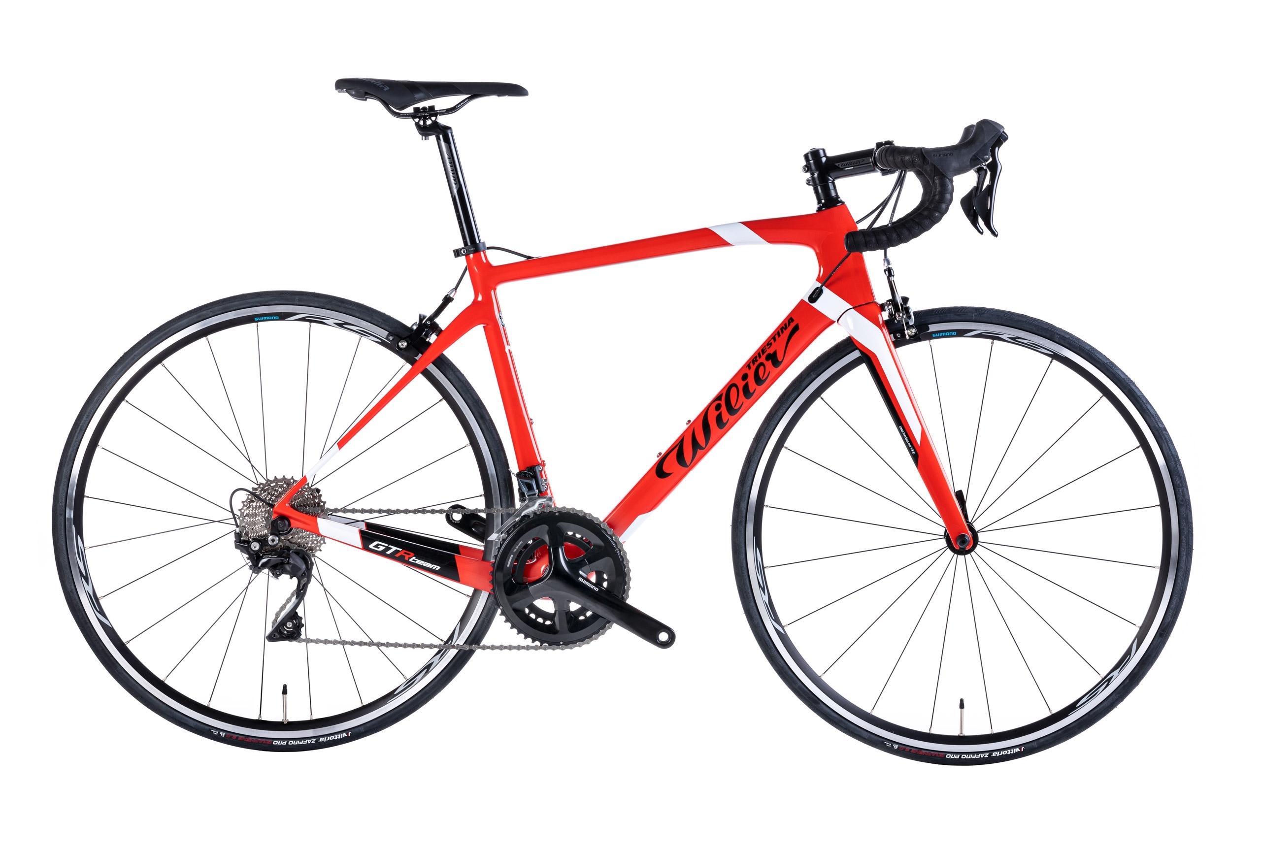 kolo GTR TEAM 2021 Rim+SH105 2.0+RS100 red white L