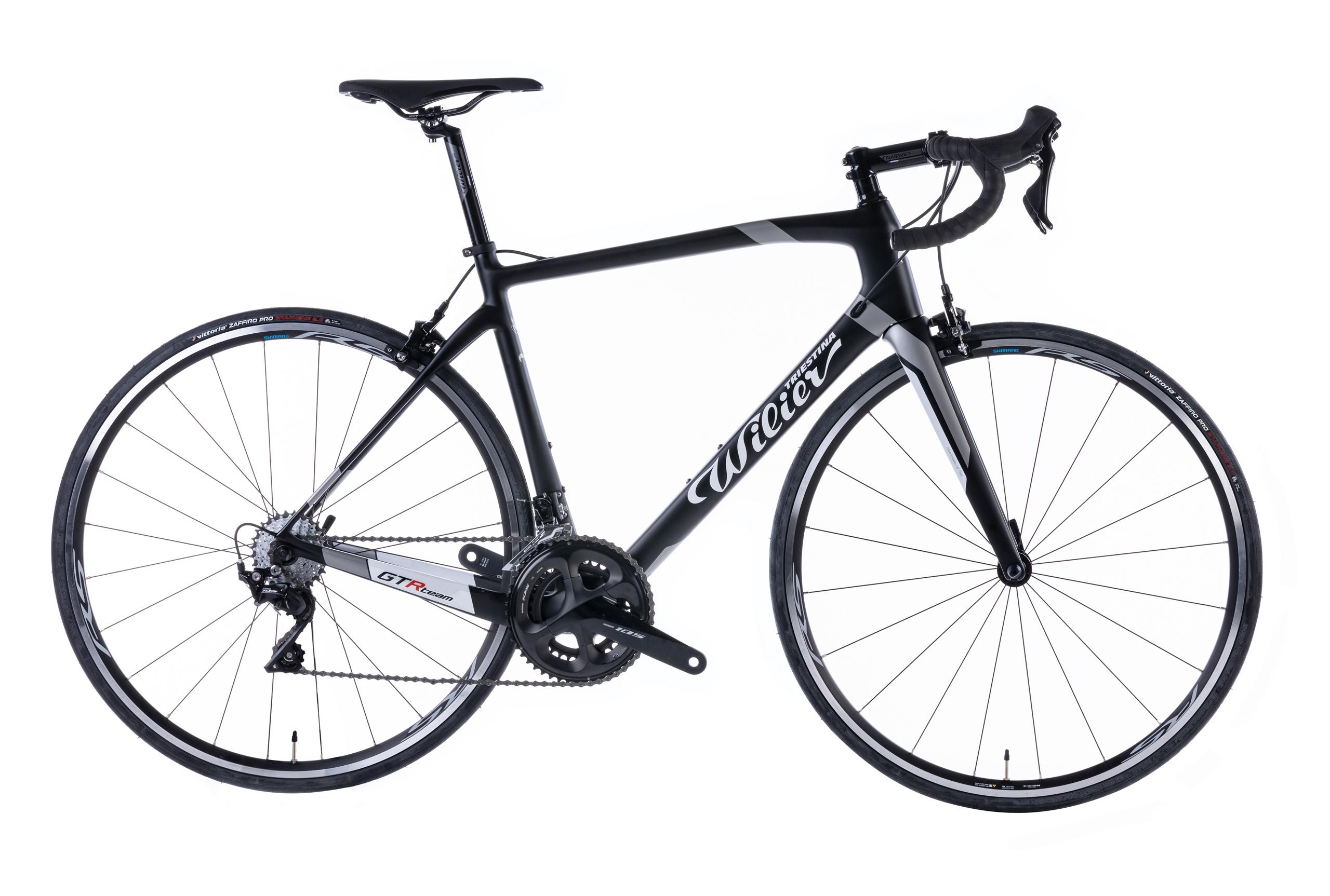 kolo GTR TEAM Ráf.+SH105+RS100 black white XL