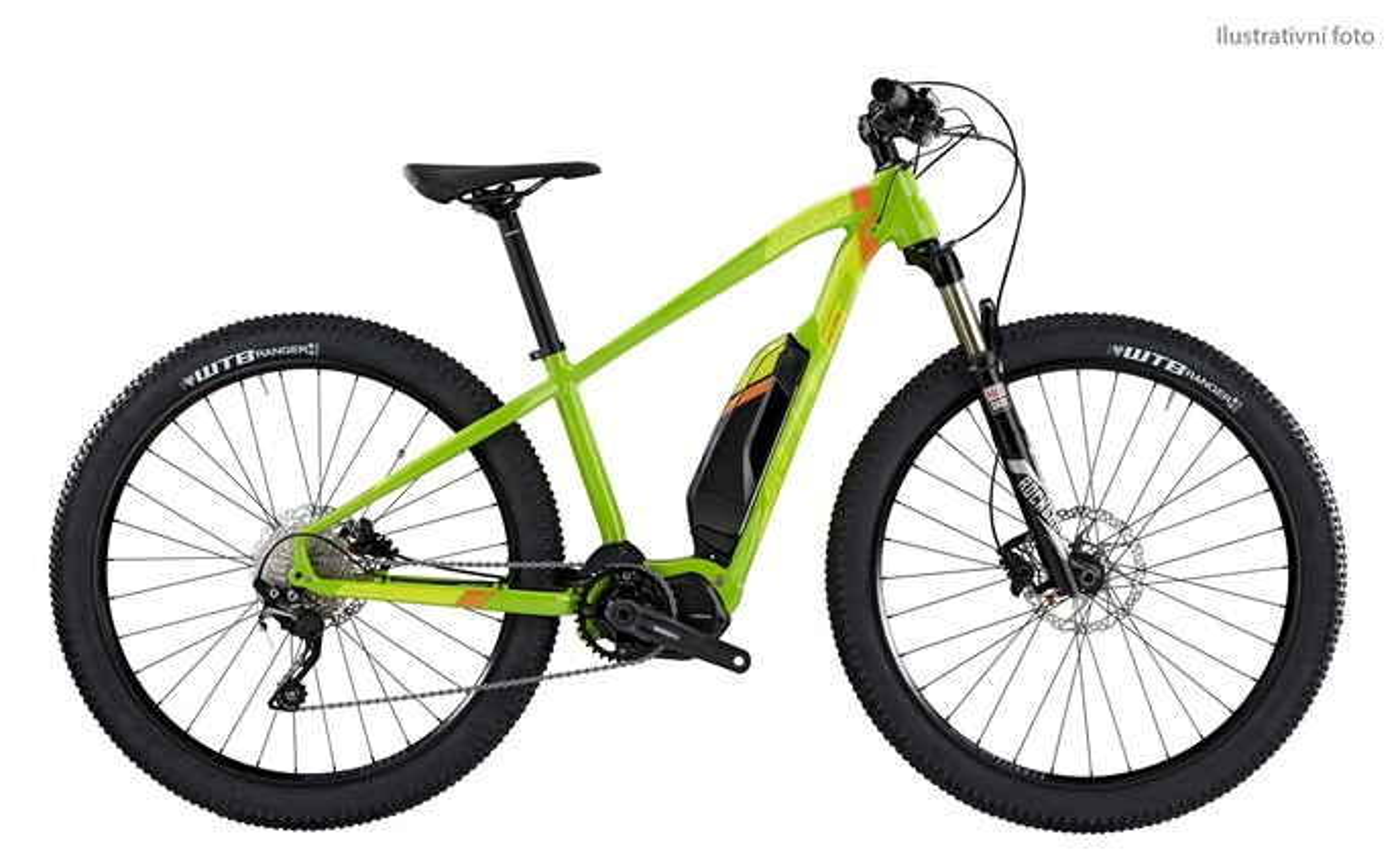 "MTB 27,5"" E-Bike 803XB Comp DEORE   1x10"