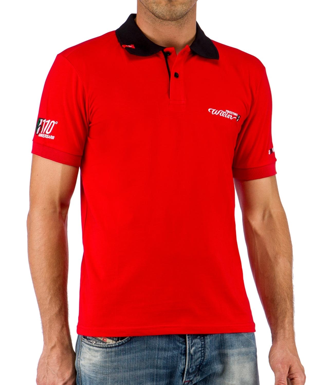 polokošile-triko POLO 110 červené