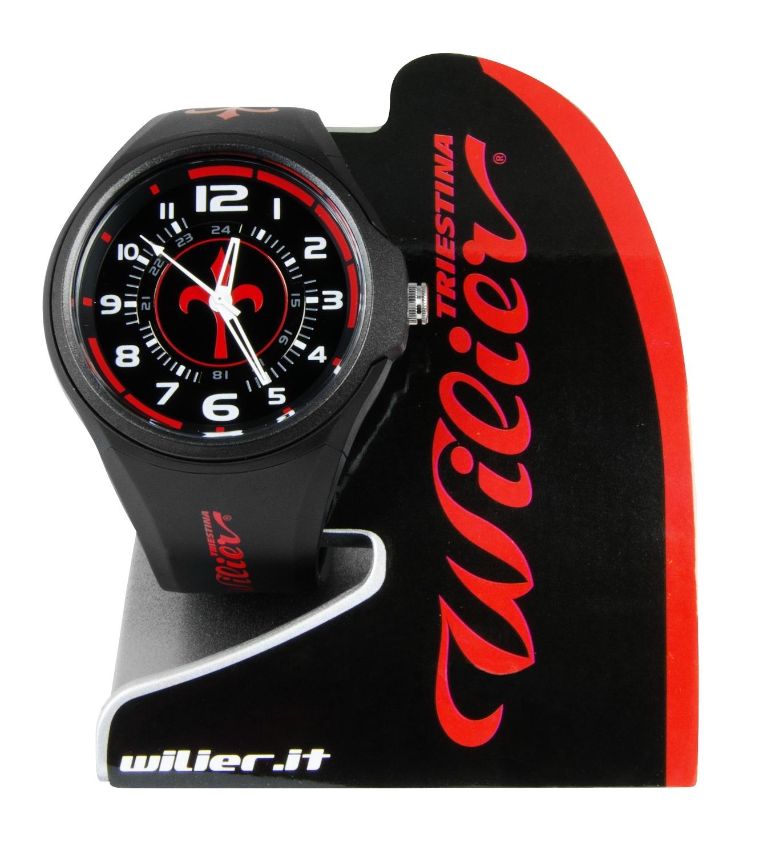 hodinky WILIER černo-červené
