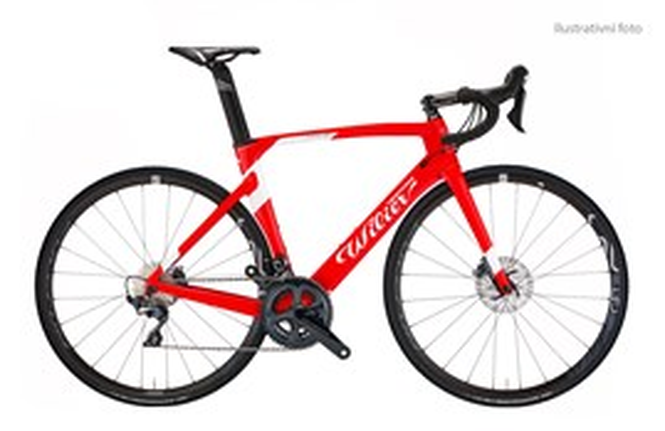 kolo CENTO1AIR 2020 + SH 105 +RS100 Black Red    L
