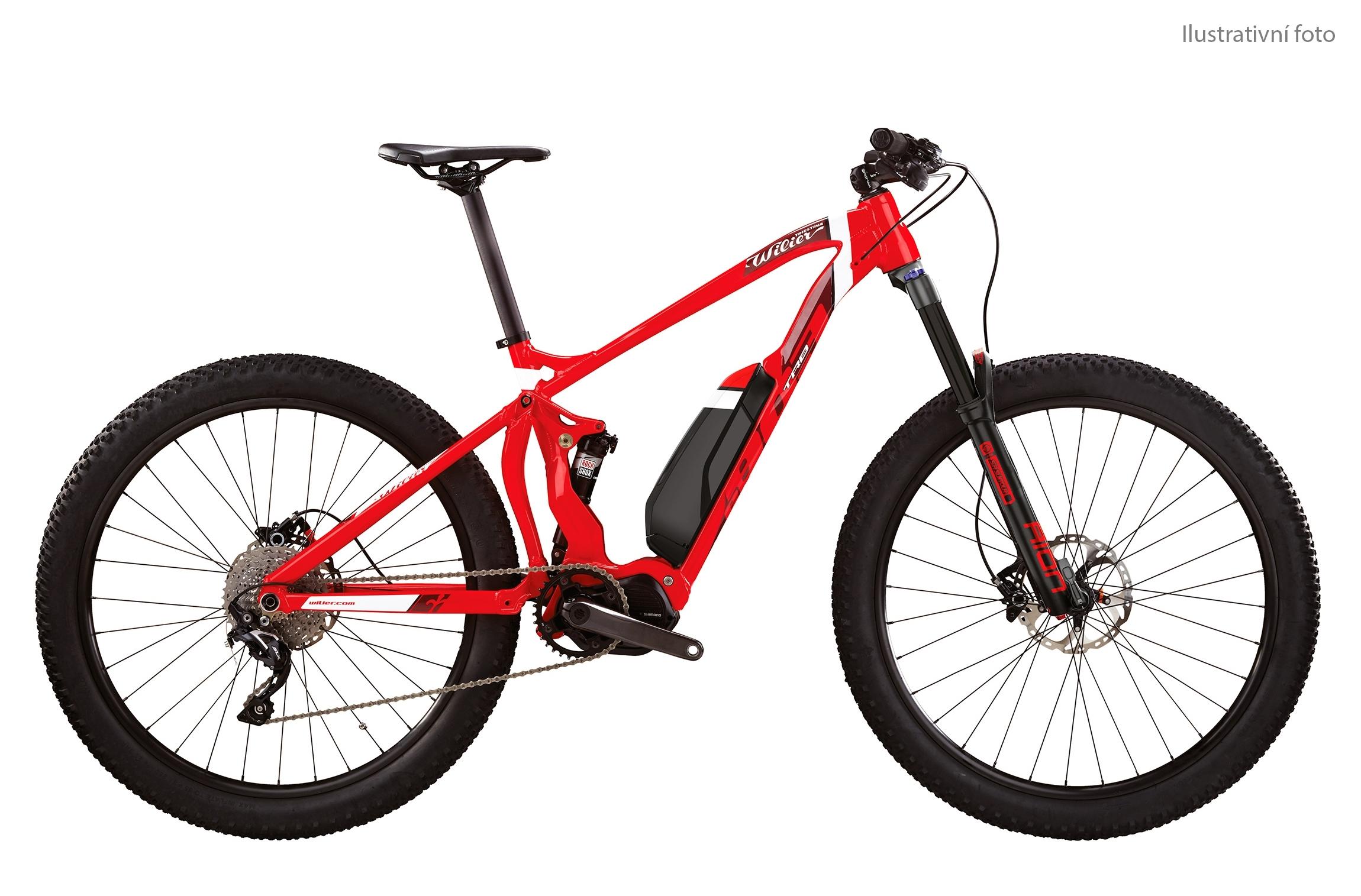 """MTB 27,5"""" E-Bike 803TRB Comp DEORE 1x10"""